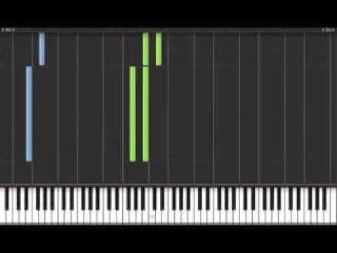 Calvin Harris - Feel So Close - Piano Tutorial