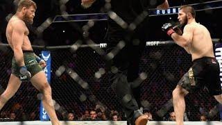 UFC 229: Khabib Nurmagomedov versus Conor McGregor the MEGAFIGHT!!!