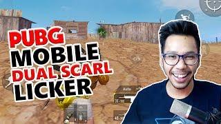 DUAL SCAR L LICKER - PUBG MOBILE INDONESIA