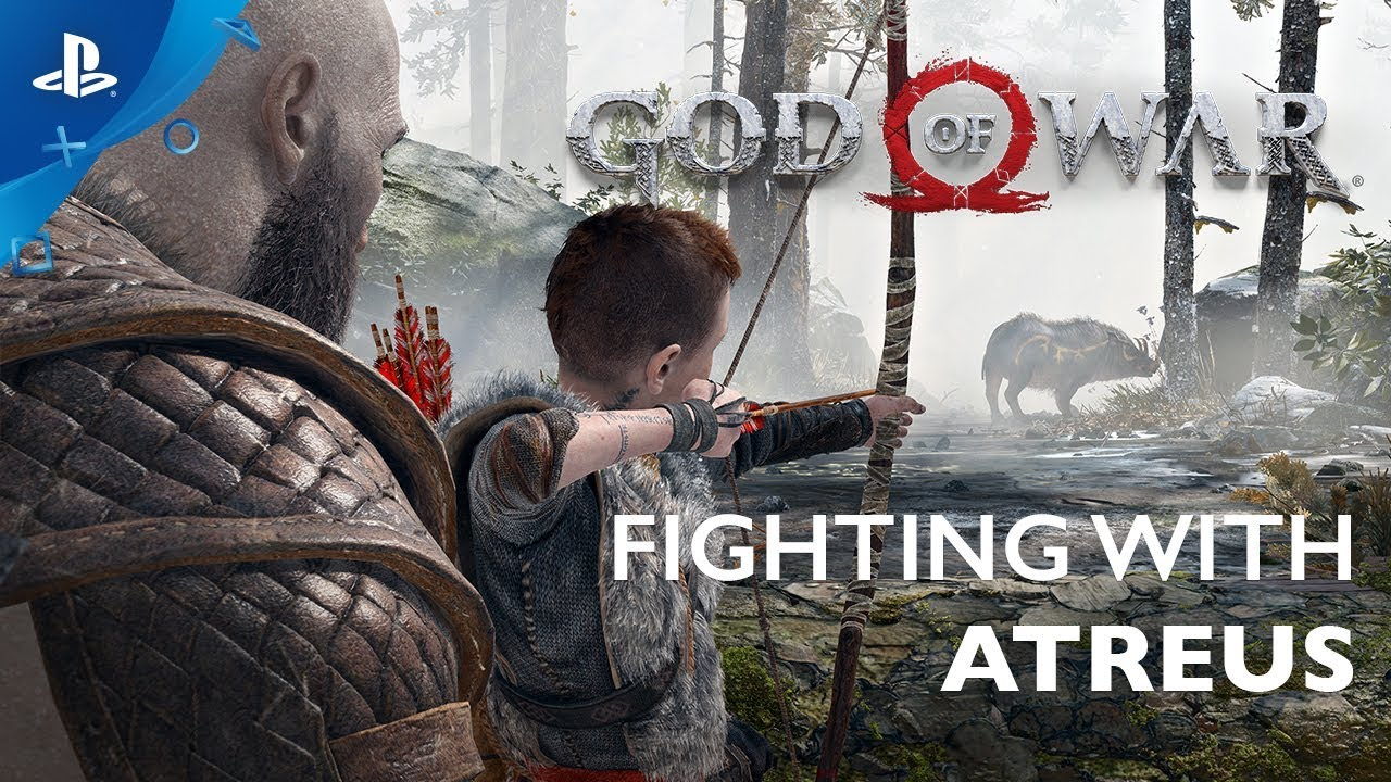 Kratos and Atreus: It's All in the Family