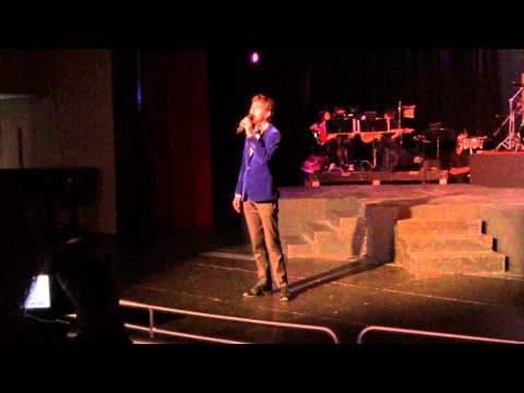 "Performance of ""Blue Velvet"" by Bobby Vinton."