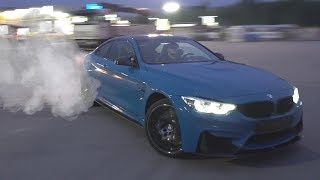 BMW M4 COMPETITION PACKAGE - БЕШЕНАЯ И НЕУЛОВИМАЯ! ТЕСТ-ДРАЙВ ОТ БУЛКИНА!