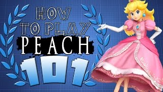 HOW TO PLAY PEACH 101