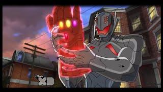 Download Youtube: Avengers vs Thanos vs Ultron