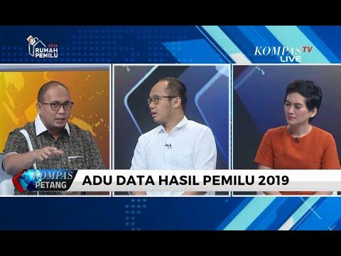 BPN Prabowo-Sandi: Kami Berprasangka Baik Dengan KPU | Adu Data Hasil Pemilu 2019 [1]