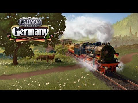 Aufbau der ersten Eisenbahnstrecke | LET'S PLAY Railway Empire - Germany #01
