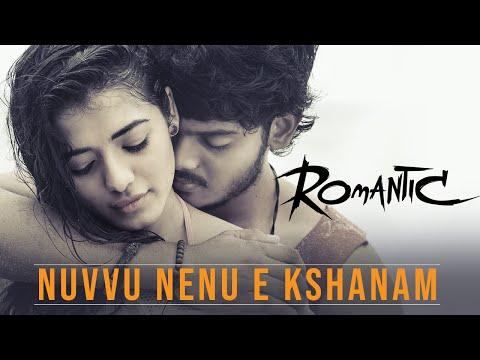 Nuvvu Nenu E kshanam Video  Song - Romantic
