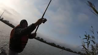 Рыбалка в поселке украинском краснодарский край