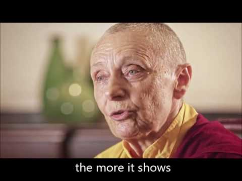 The difference between Genuine Love and Attachment - Tenzin Palmo Jetsunma