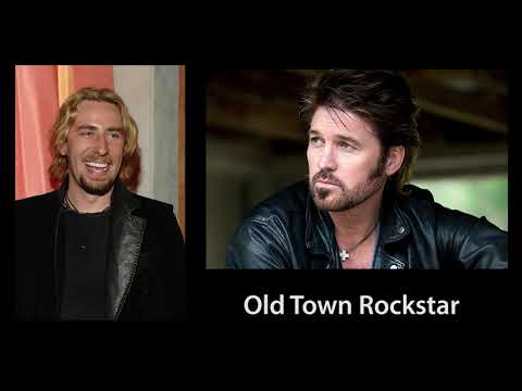 Old Town Rockstar -- (Old Town Road Remix)
