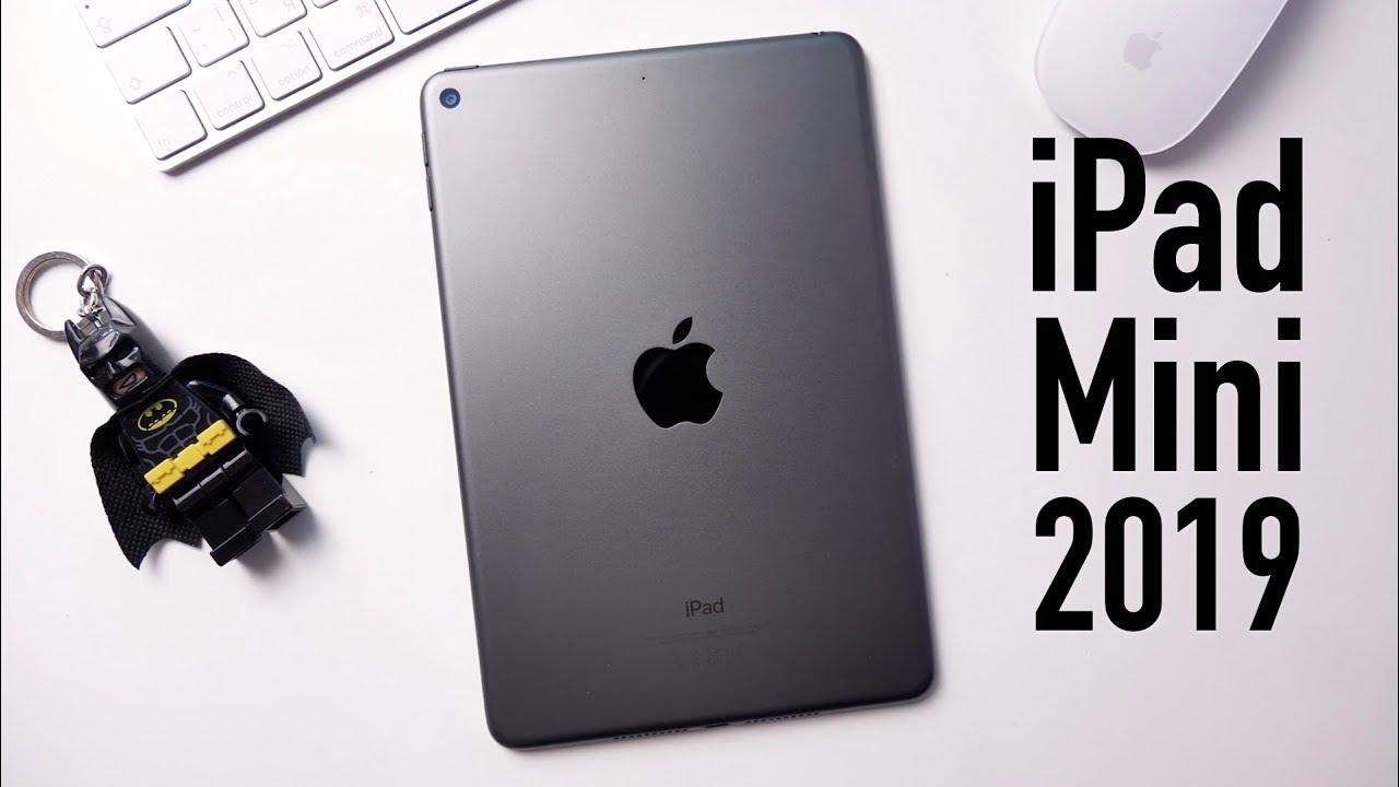 Apple iPad mini 2019 64Gb Wi-Fi (MUQX2) Silver video preview