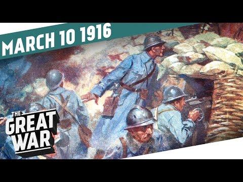 Průlom u Verdunu a Portugalsko vstupuje do války - Velká válka