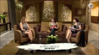 Conversando con Cristina Pacheco - Arianna y Dobrina Cristeva