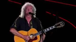 Tribute freddie mercury Adam lambert love of my life live at rock in rio