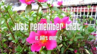 it ain't over - jon young :]