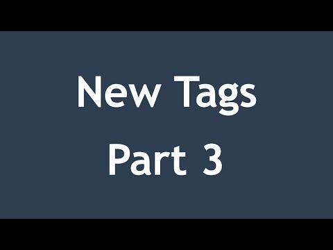 تعلم HTML5 القائمة #1 الفديو #10
