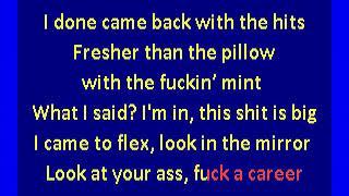Tyga Ft.  Nicki Minaj    Dip (remix) (karaoke)