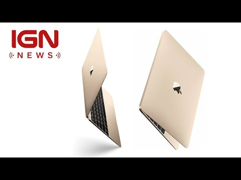 Apple Updates MacBook With Faster Processor, Longer Battery Life - IGN News