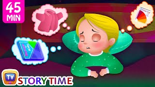 Cussly And His Dream plus Many Bedtime Stories for Kids in English | ChuChuTV Storytime for Children