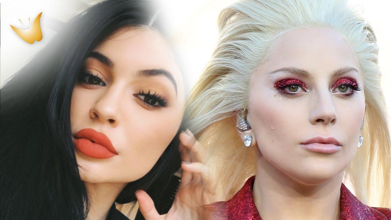 Kylie Jenner y las tendencias de maquillaje más curiosas