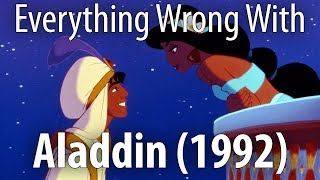 Everything Wrong With Aladdin (1992)