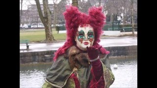 preview picture of video 'CARNAVAL VENITIEN -  ANNECY 2015'