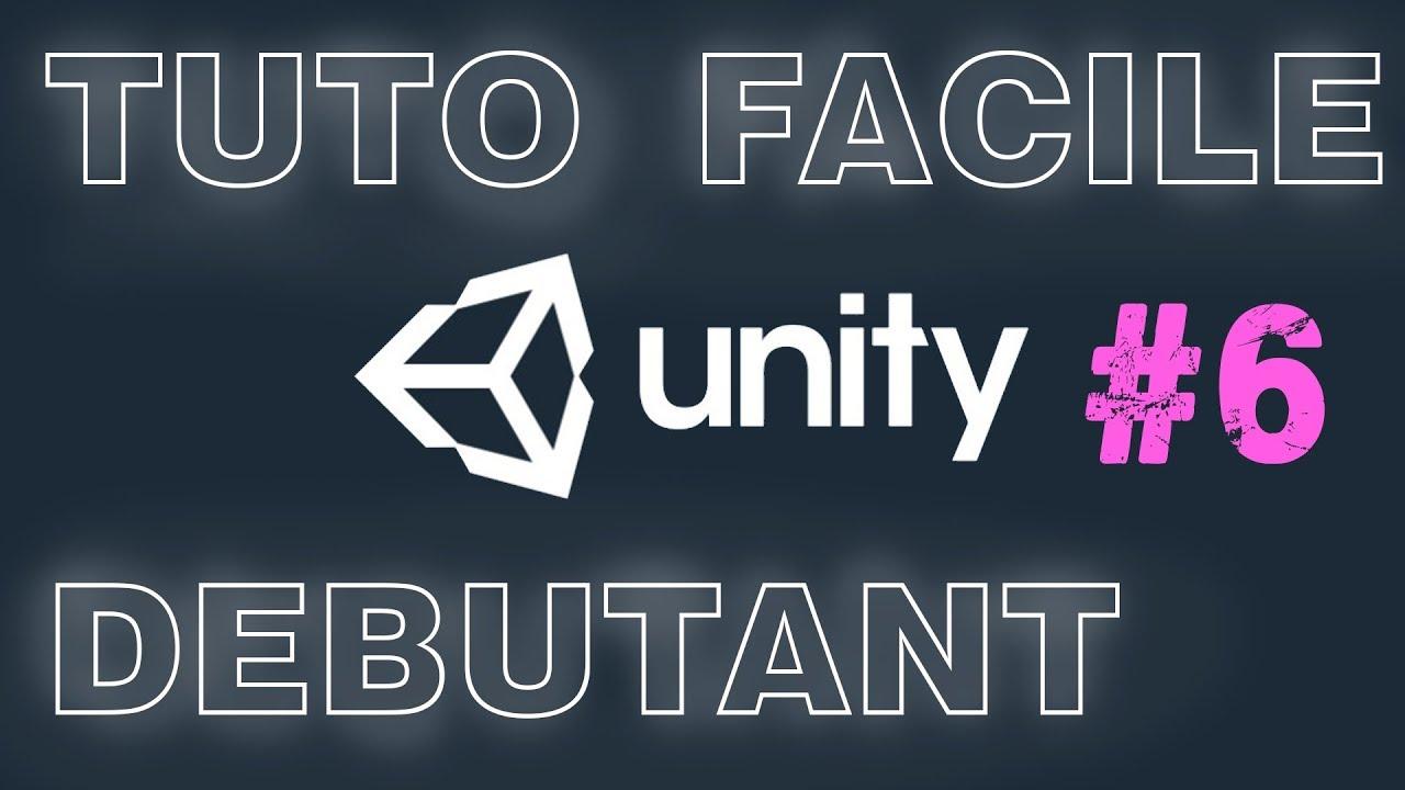 TUTO DEBUTANT UNITY - 6 - Import 3D 1/2