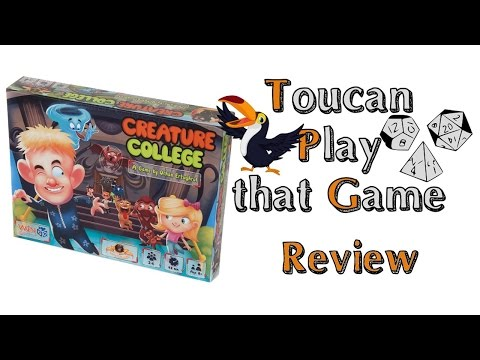Creature College - Review