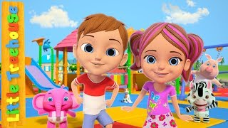 English Nursery Rhymes   Cartoons for Babies by Little Treehouse