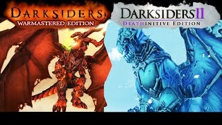 All Bosses of Darksiders 1 & 2 (Warmastered & Deathinitive, incl. DLCs)