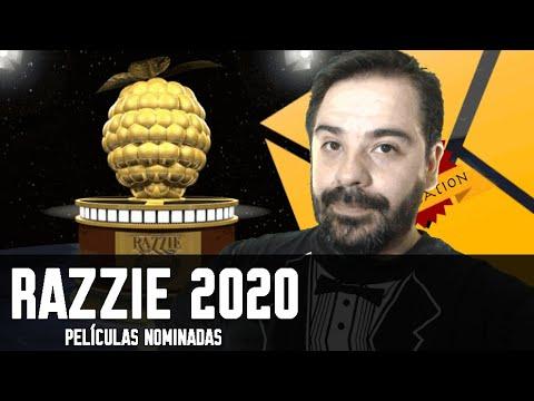, title :'Premios Razzie 2020 / Nominaciones y Opiniones de las películas - AuchiMix #13'