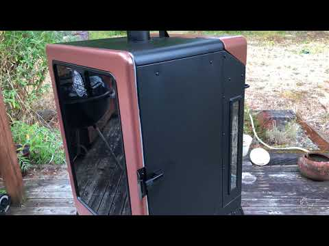 Pit Boss Copperhead Pellet Smoker Review