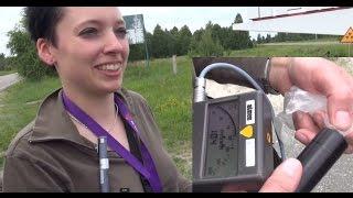 chernobyl 2013: radioactive ant bites & 115 mSv/h of pure gamma radiation