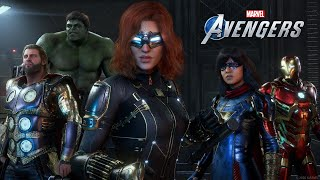 Marvel's Avengers: WAR TABLE 2 | BETA Content