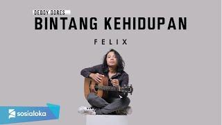 Lirik Lagu Nike Ardilla - Bintang Kehidupan Dibawakan oleh Felix Cover Lengkap dengan Kunci Gitar