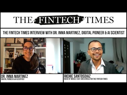 Data And Artificial Intelligence With Dr. Inma Martinez