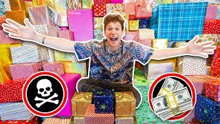 Opening 100 CRAZY Mystery Boxes! Over $10,000 Challenge