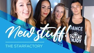 New Stuff! The Starfactory - Fanfiber - HipNThigh
