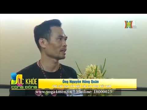 Yoga For Men - Sức khỏe cộng đồng (Đài truyền hình Hà Nội)