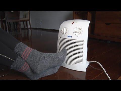 Aliado no frio, aquecedor pode ocasionar problemas de saúde