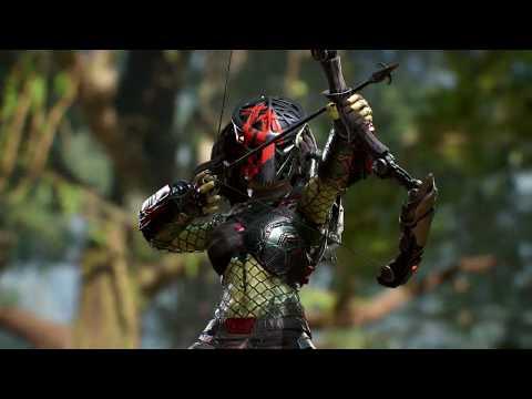 血腥暴力的追捕遊戲!《終極戰士: Hunting Grounds》首波遊戲預告曝光