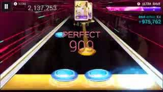f(x) / Airplane [SuperStar SMtown] (full combo)