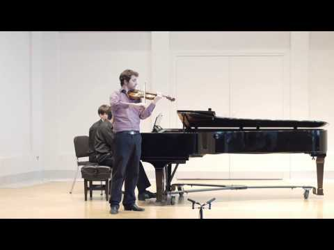 Piano Accompanying - Kreisler Liebeslied and Liebesfreud