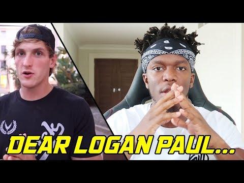 DEAR LOGAN PAUL...