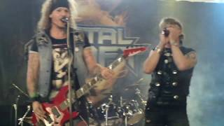 Video MetalCraft, ALL FOR ONE (live)