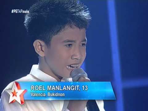 Her vinner 13-åringen med sin fantastiske stemme