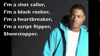 """Shot caller"" Taio Cruz Lyrics"