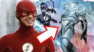 Who is Raijin the God of Lightning? - The Flash Season 7 Villain Breakdown!