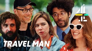 Richard Ayoade's Best Moments of Series 9 with Joe Wilkinson, Ellie Taylor & More! | Travel Man