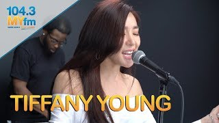 Gambar cover Tiffany Young Performs 'Dance The Night Away' & 'Over My Skin'